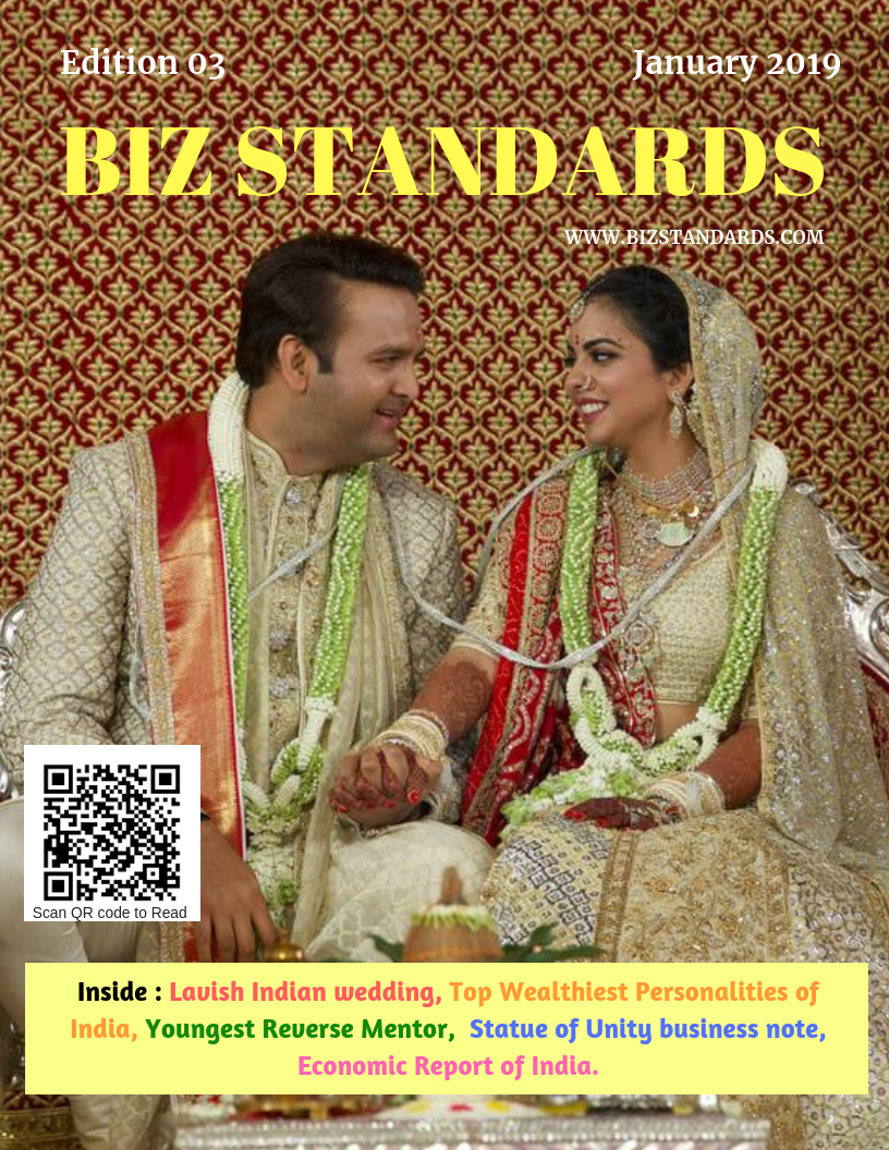 January 2019 Biz Standards E-Magazine