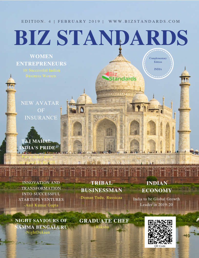 February 2019 Biz Standards E-Magazine