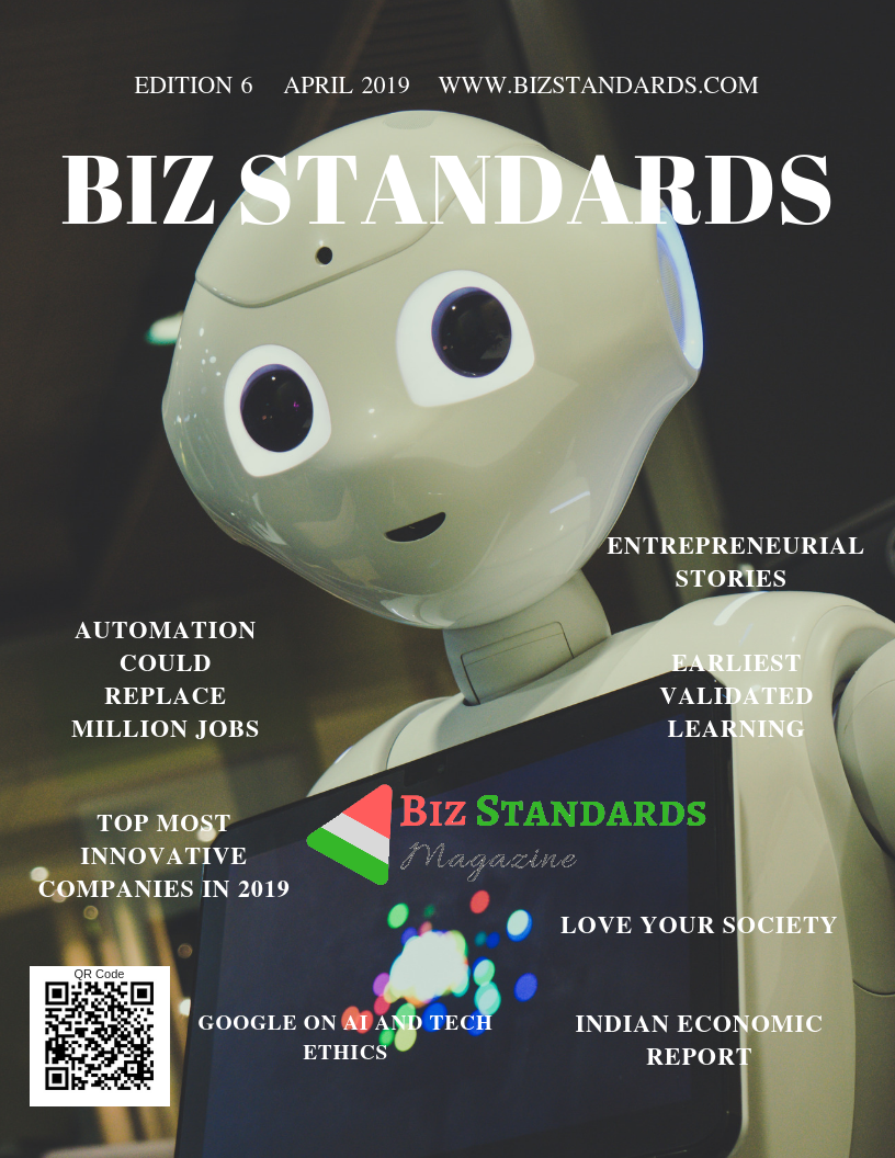 April 2019 Biz Standards E-Magazine
