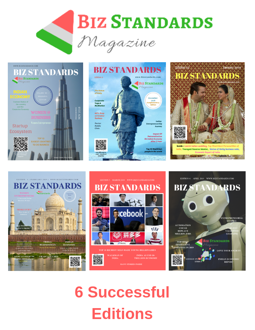 6 Successful editions - Click to Read/Download