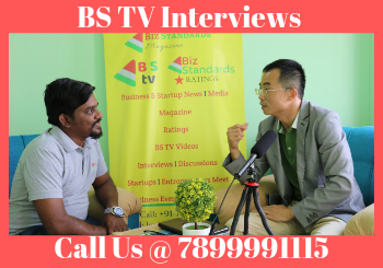 Chance to feature in BS TV Interviews