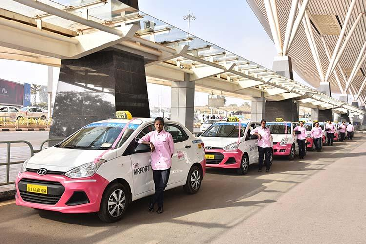Women Only taxi cab service launched in Bengaluru