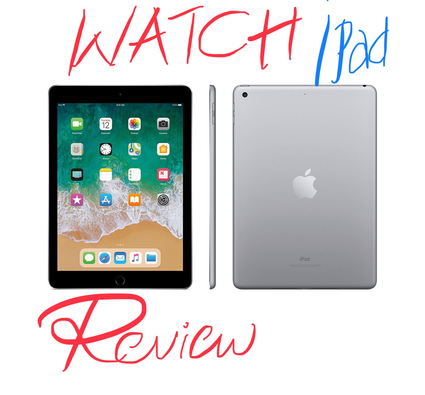 Apple�s iPad 6th Generation camera review
